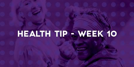 Week 10 Tips