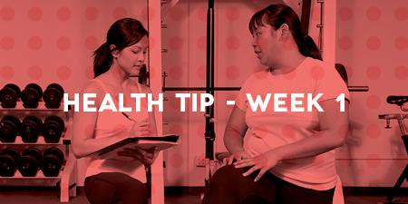 Week 1 Tips