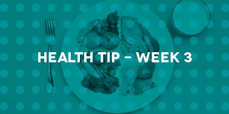 Week 3 Tips