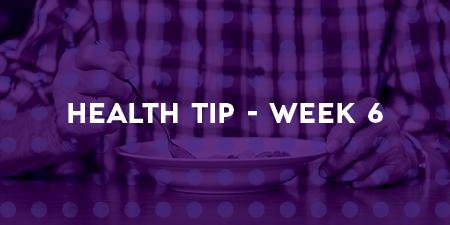 Week 6 Tips